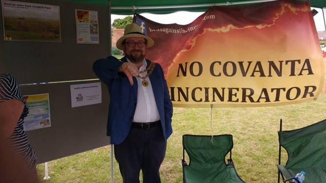 Gareth Mackey - Flitwick Town Mayor